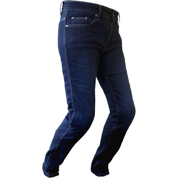 Bores Singles - Motorradjeans - Damen - BorteXX Dyneema - CE Level AA geprüft - blau