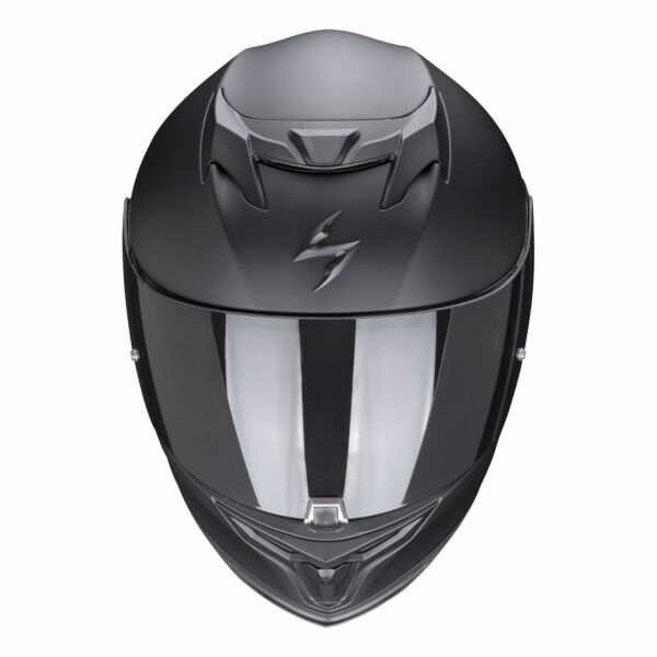Scorpion Integral Helm EXO-520 SMART AIR Solid  Matt Schwarz XS-2XL