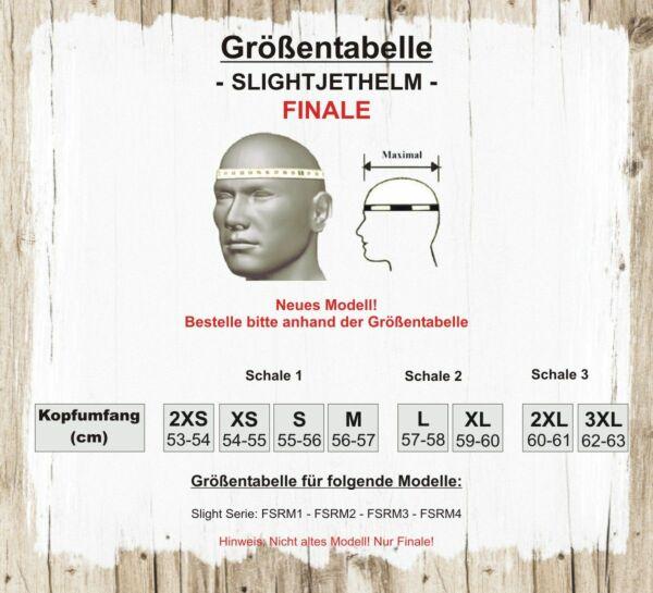 Bores Gensler SRM Slight 4 - FINALE - Jethelm Leder - schwarz-glanz