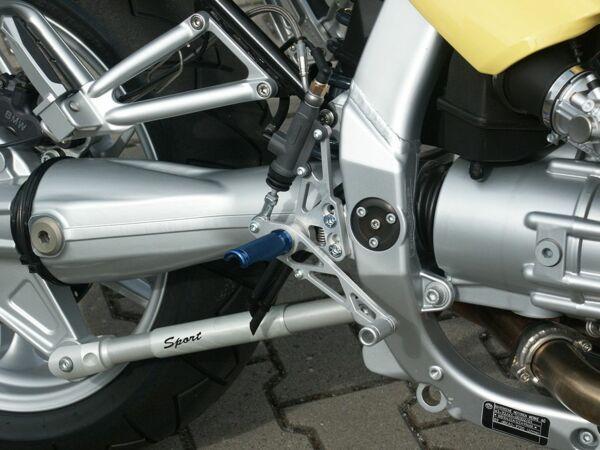 LSL Fußrastenanlage BMW R1000S ohne ABS