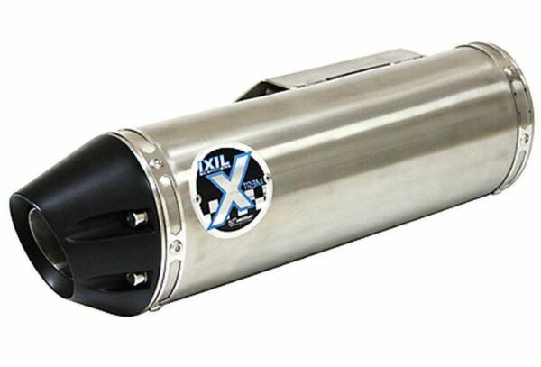 IXIL-Schalldämpfer Piaggio X9 125, 07- (Stück)