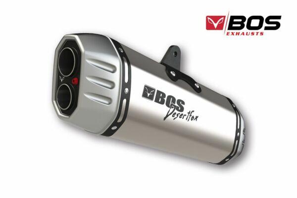 BOS Desert Fox für BMW R 1200 GS 13-16 (Euro3) (Stück)