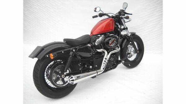 ZARD-Komplett-Harley Davidson Sportster, 04-13, Edelstahl, + Kat. (Stück)
