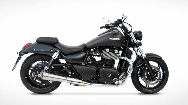 ZARD-Komplettanlage Triumph Thunderbird 1600 / 1700 / Storm (Paar)