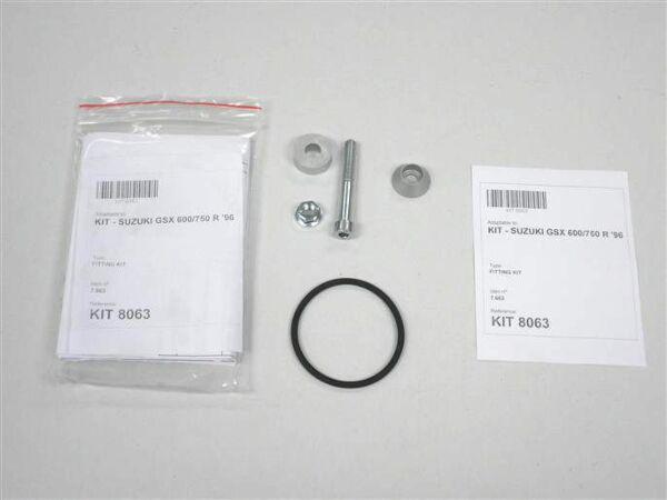 IXIL Montage Kit Suzuki GSX 600/750 R SRAD, 97-00/96-99 (Satz)