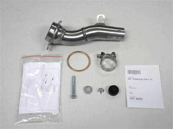 IXIL Adapterrohr Honda NC 700 X/S, 12-, NC 750 X/S, Integra, 14- (Stück)