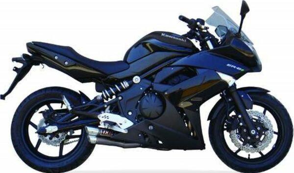 IXIL Hyperlow black XL Kawasaki-ER 6 F, 06-, ER 6 N, 05-11, Versys 650, 06-14 (Stück)