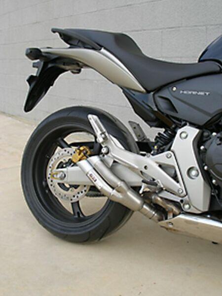 IXIL Hyperlow- Honda CB 600 F Hornet, 07-, CBR 600 F, 11-, Dualexit (Stück)
