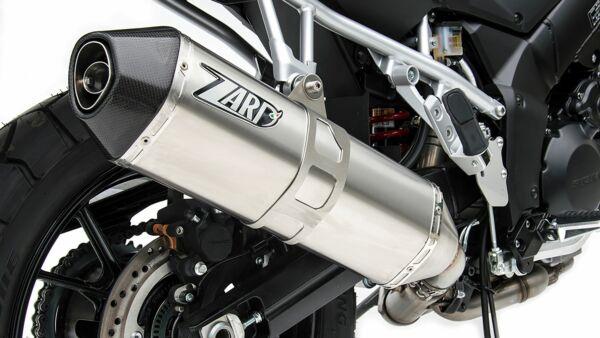 ZARD-PENTA- Auspuff -Suzuki DL 1000 V-Strom, 14- (Stück)