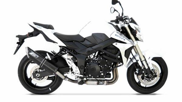 ZARD-PENTA- Auspuff -Suzuki GSR 750, Alu Black (Stück)