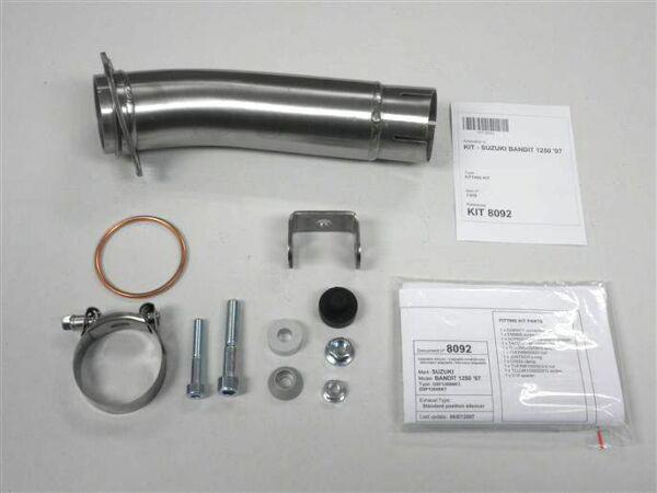 IXIL Adapterrohr Suzuki GSF 1250 Bandit, 07-09, GSX 1250 F, 10-11 (Stück)