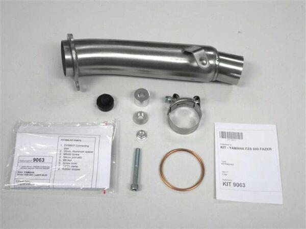 IXIL Adapterrohr Yamaha TRX 850 links (Stück)