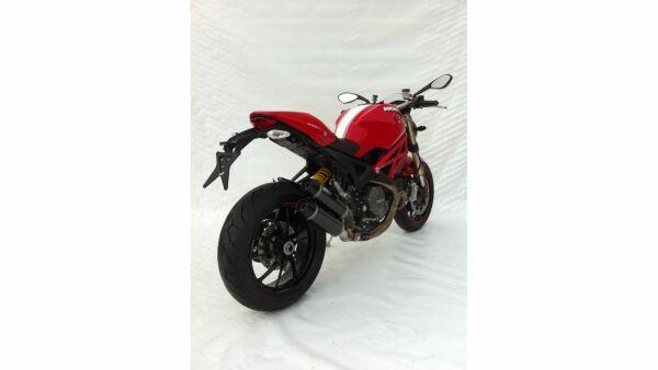 ZARD Ducati Monster 1100 EVO (Stück)