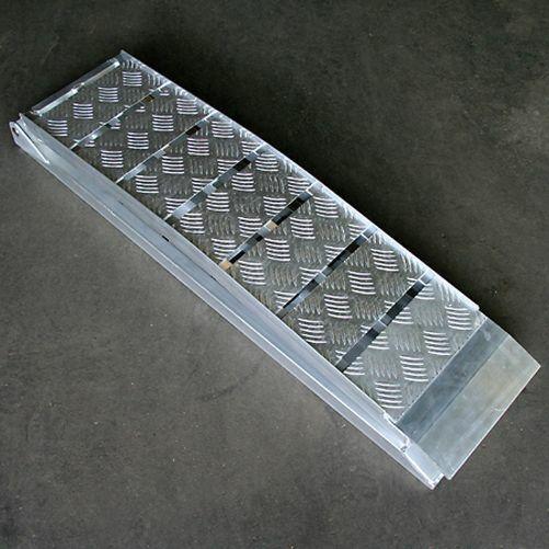 MOTOPROFESSIONAL Alu-Auffahrrampe HEAVY DUTY (Stück)