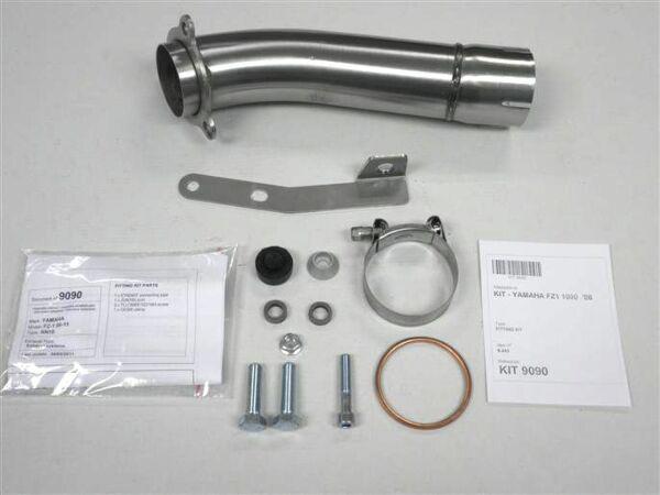 IXIL Adapterrohr Yamaha FZ 1 naked, 06- (Stück)