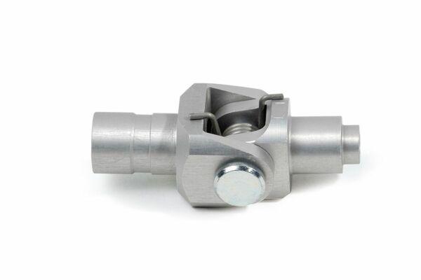 LSL Sozius-Rastenanlagehalterung klappbar, silber (Stück)