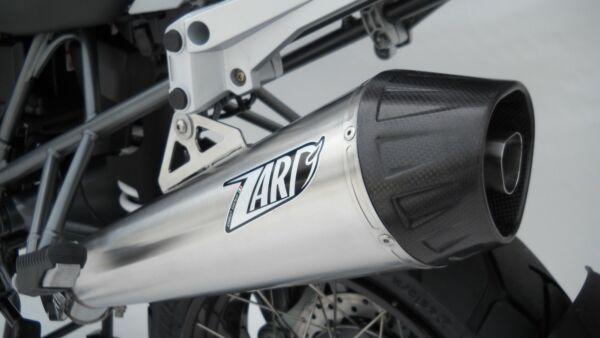 ZARD- Auspuff BMW R 1200 GS, 10-12, poliert (Stück)