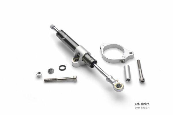 LSL Lenkungsdämpfer Kit Kawasaki ZXR750/R 91-95, titan (Set)