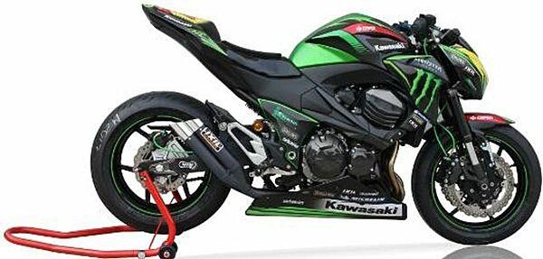 IXIL Hyperlow XL schwarz- Kawasaki Z 800, 13- (Stück)