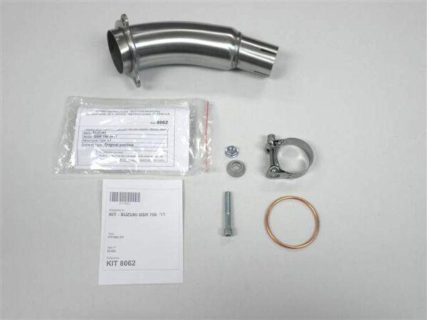 IXIL Adapterrohr Suzuki GSR 750, 11- (Stück)