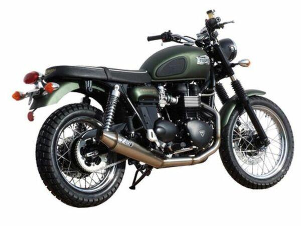 ZARD-Komplettanlage Triumph Scrambler/Bonneville/Thruxton, 08-15 (Stück)