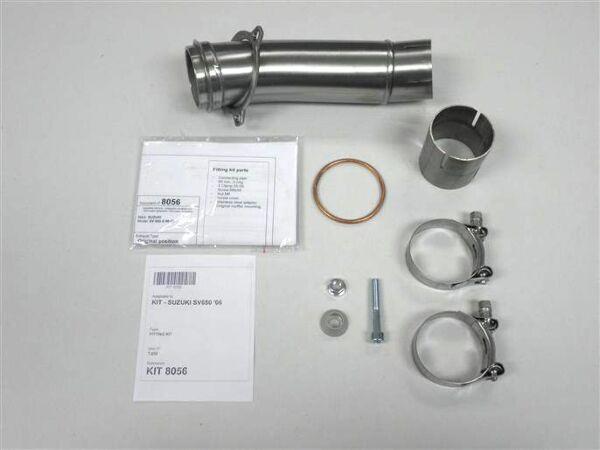 IXIL Adapterrohr Suzuki SV 650 / S, 06 (Stück)