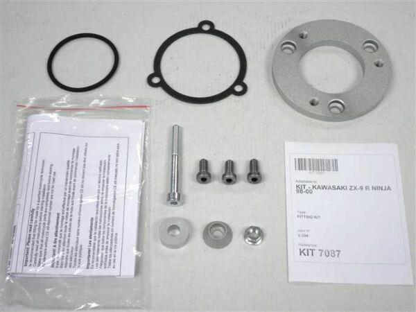 IXIL Adapterrohr Kawasaki ZZR 1400, 12-, links (Stück)