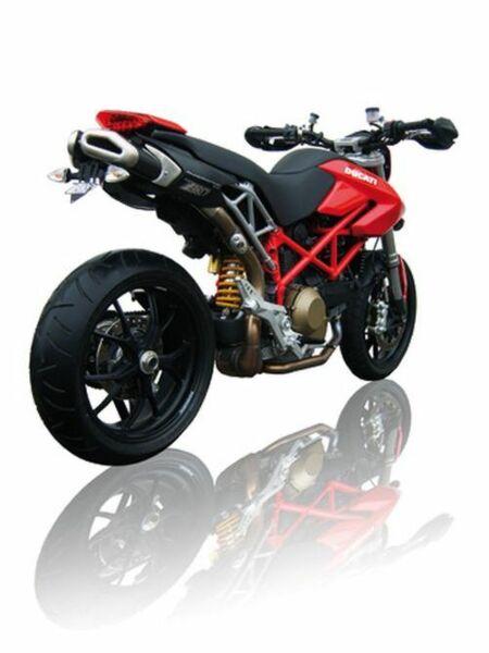 ZARD-PENTA- Auspuff -Ducati Hypermotard 796/1100 (Stück)