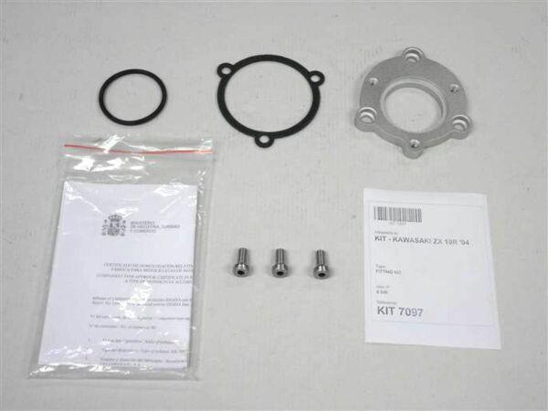 IXIL Montage Kit Kawasaki ZX 10 R, 04-05 (Satz)