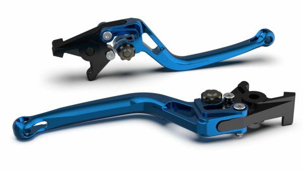 LSL Bremshebel BOW R33, blau/anthrazit (Stück)