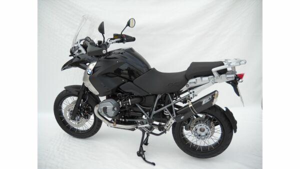 ZARD-PENTA- Auspuff -BMW R 1200 GS, 10-12, Alu Black (Stück)