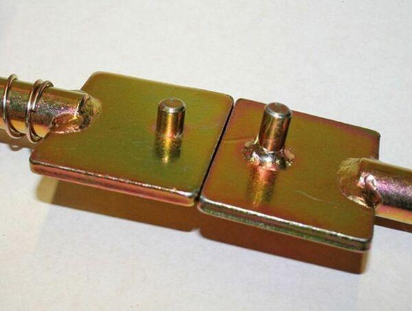 MOTOPROFESSIONAL Vorderrad Montageständer PRO 2 (Set)