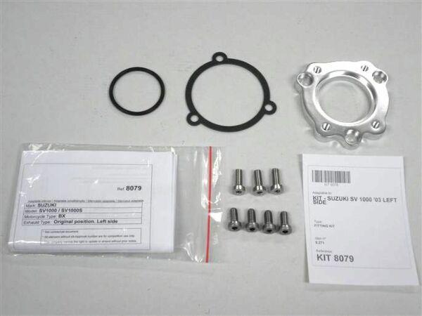 IXIL Montage Kit Suzuki SV 1000, linke Seite (Satz)