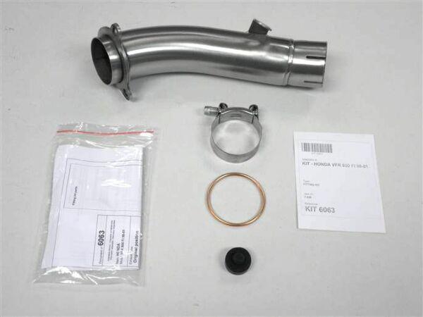 IXIL Adapterrohr Honda VFR 800, 98-01, RC 46 (Stück)