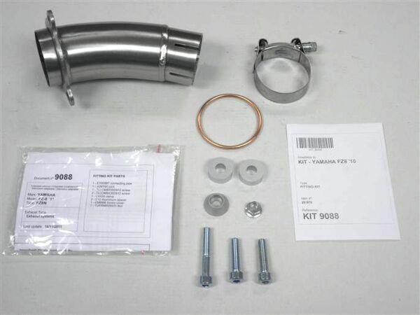 IXIL Adapterrohr Yamaha FZ 8, 10- (Stück)